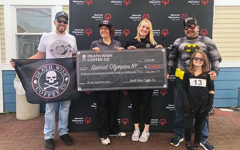 Where do you want to see us donate to? – Death Wish Coffee