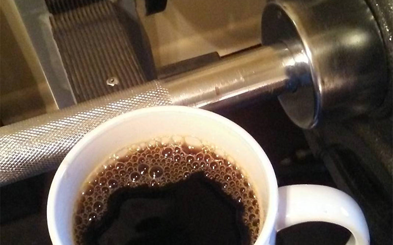 I Drank Coffee Before Working Out – Death Wish Coffee Company