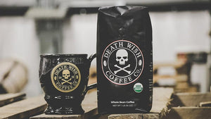 Death Wish Free Coffee Contest