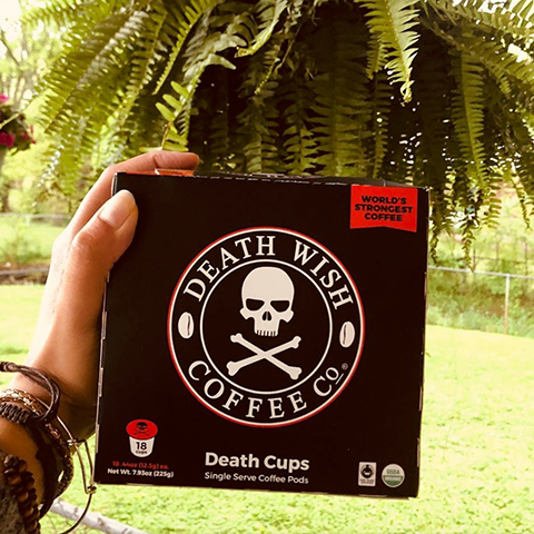 Box of Death Cups