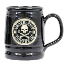 Death Wish Ceramic Mug - 2019 Edition