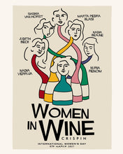 Load image into Gallery viewer, Women in Wine - Case