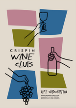 Load image into Gallery viewer, Christmas Gift - 2 Months of Crispin Wine Club