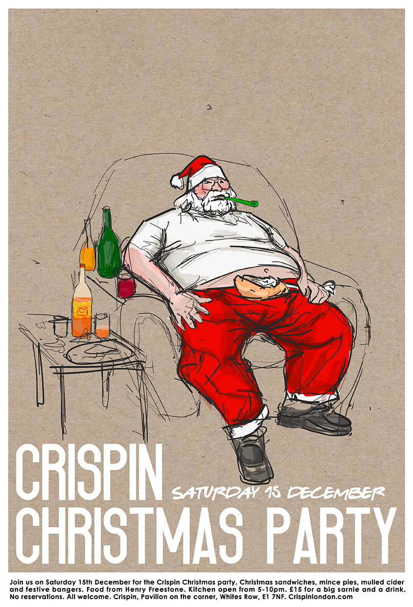 Crispin Christmas Party
