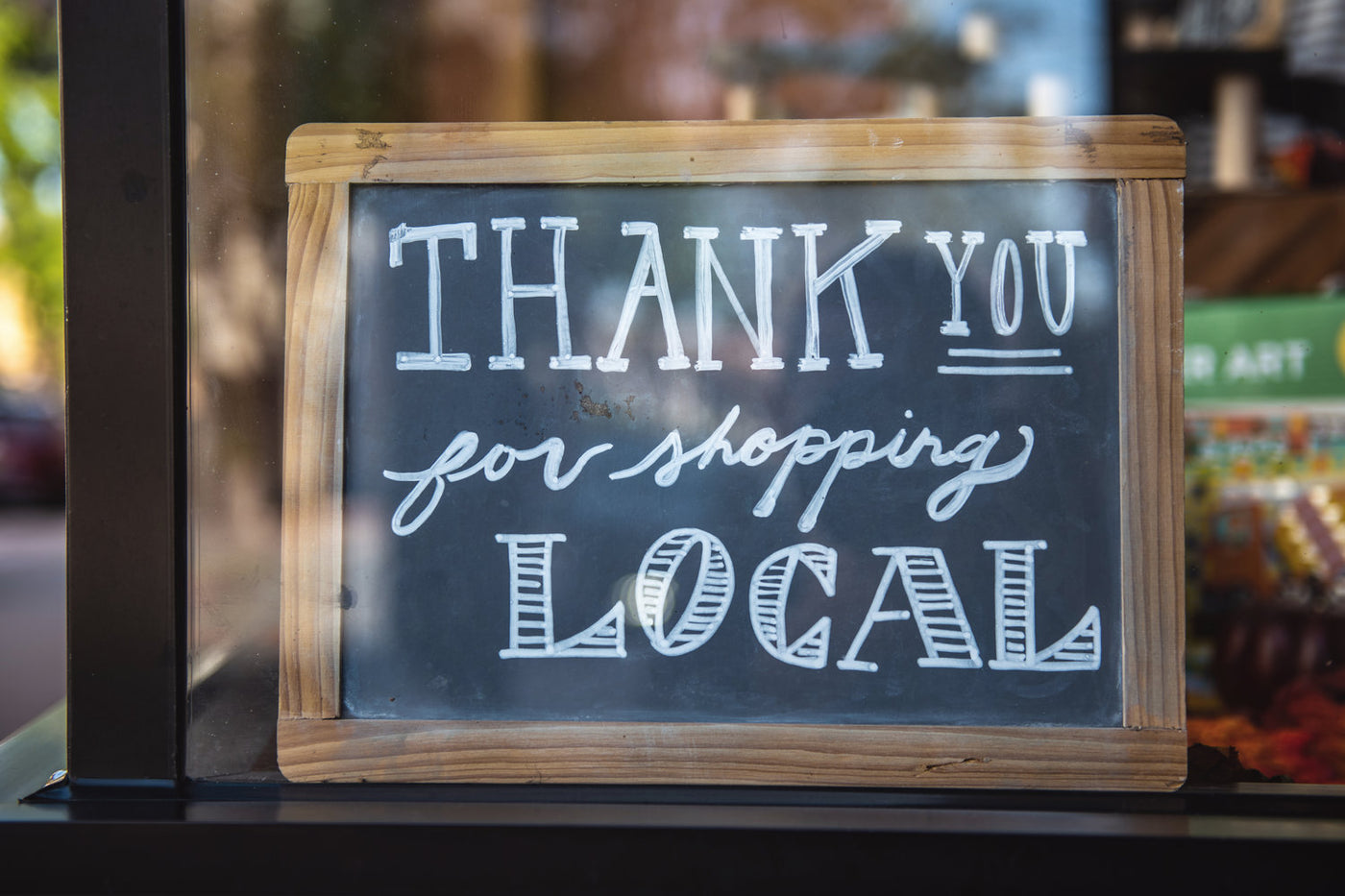 Seven Way to Support Local Small Businesses - Blue Magnolia Candle Co.