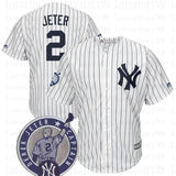 Men's Majestic White/Navy New York Yankees Cool Base Custom Jersey -  amazon-usa 2020