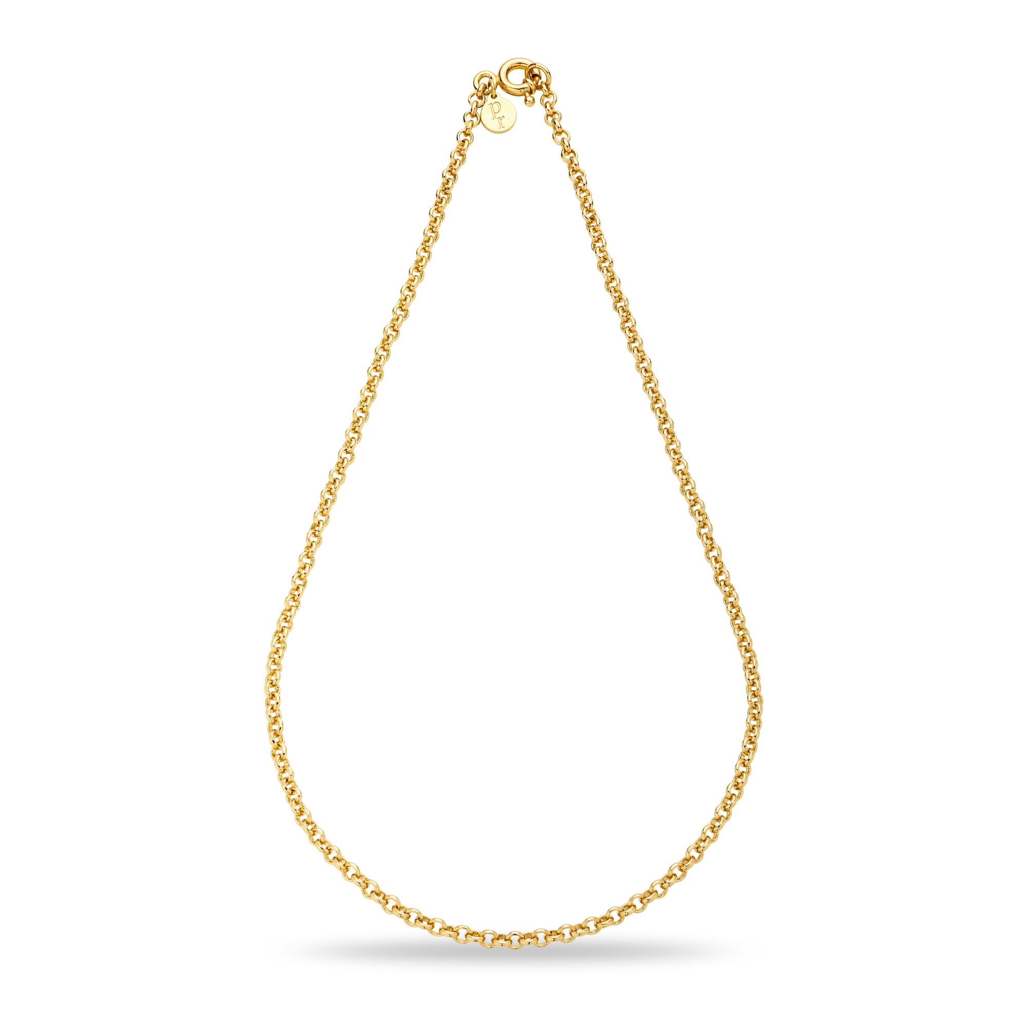PATTY ROSE CHAIN No.9 NECKLACE mini
