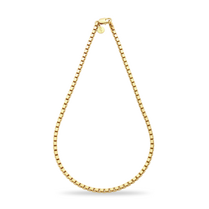 PATTY ROSE CHAIN No.7 NECKLACE