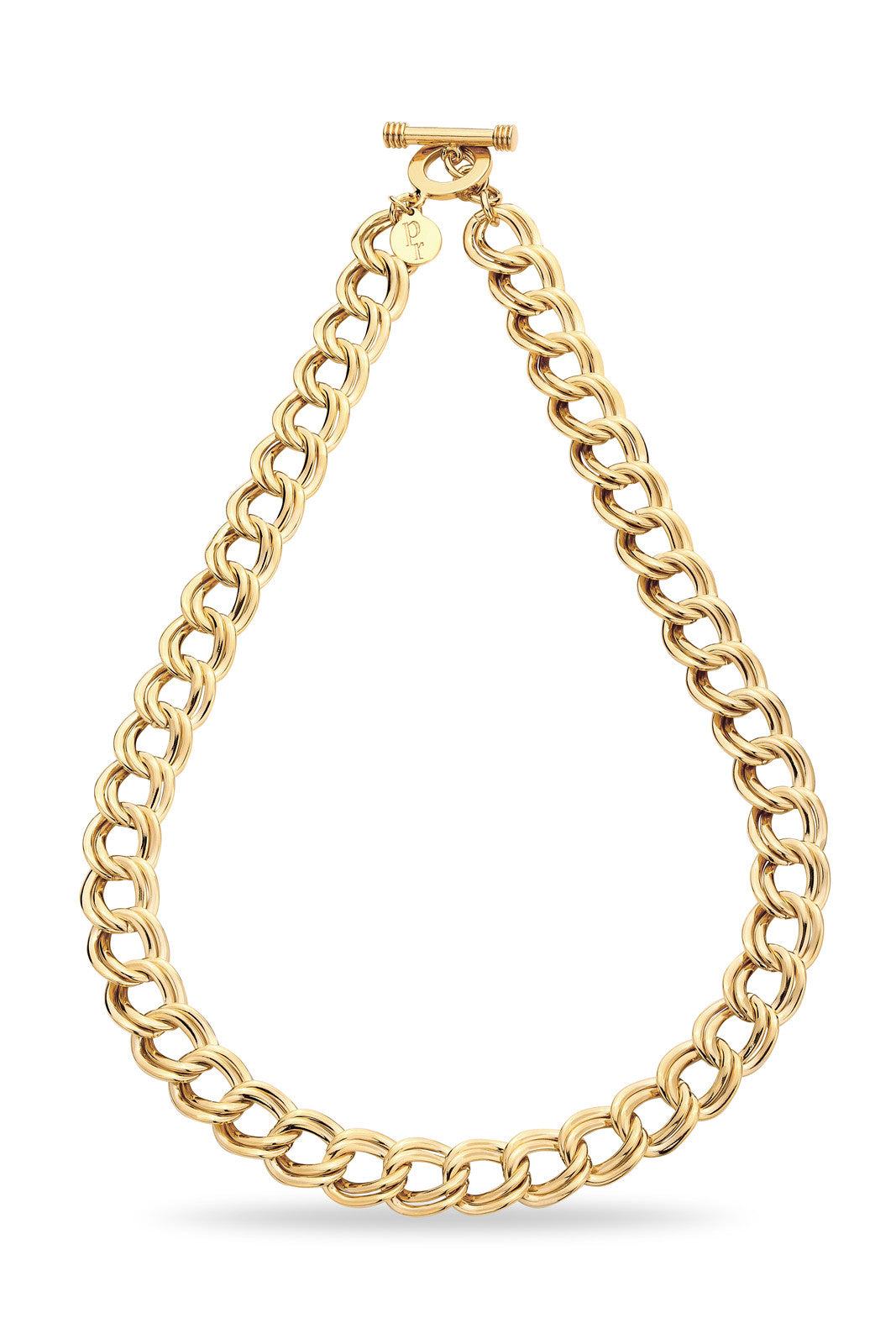 PATTY ROSE CHAIN No.1 NECKLACE