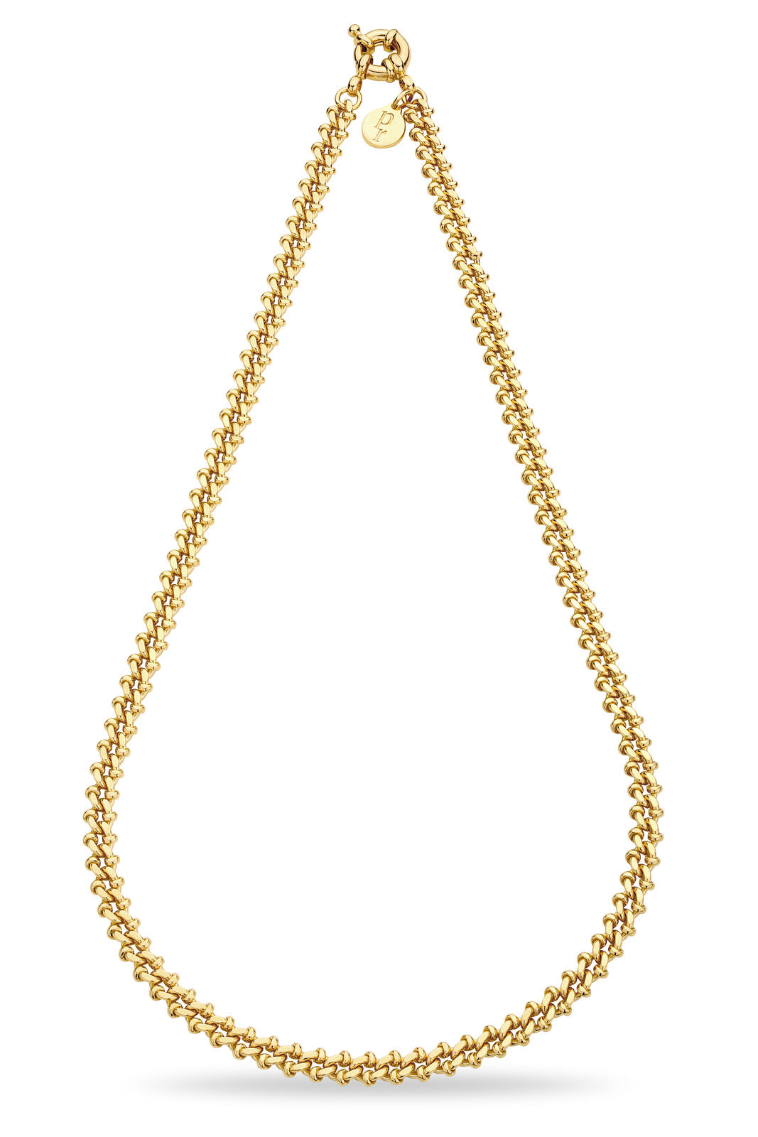 PATTY ROSE CHAIN No.2 NECKLACE