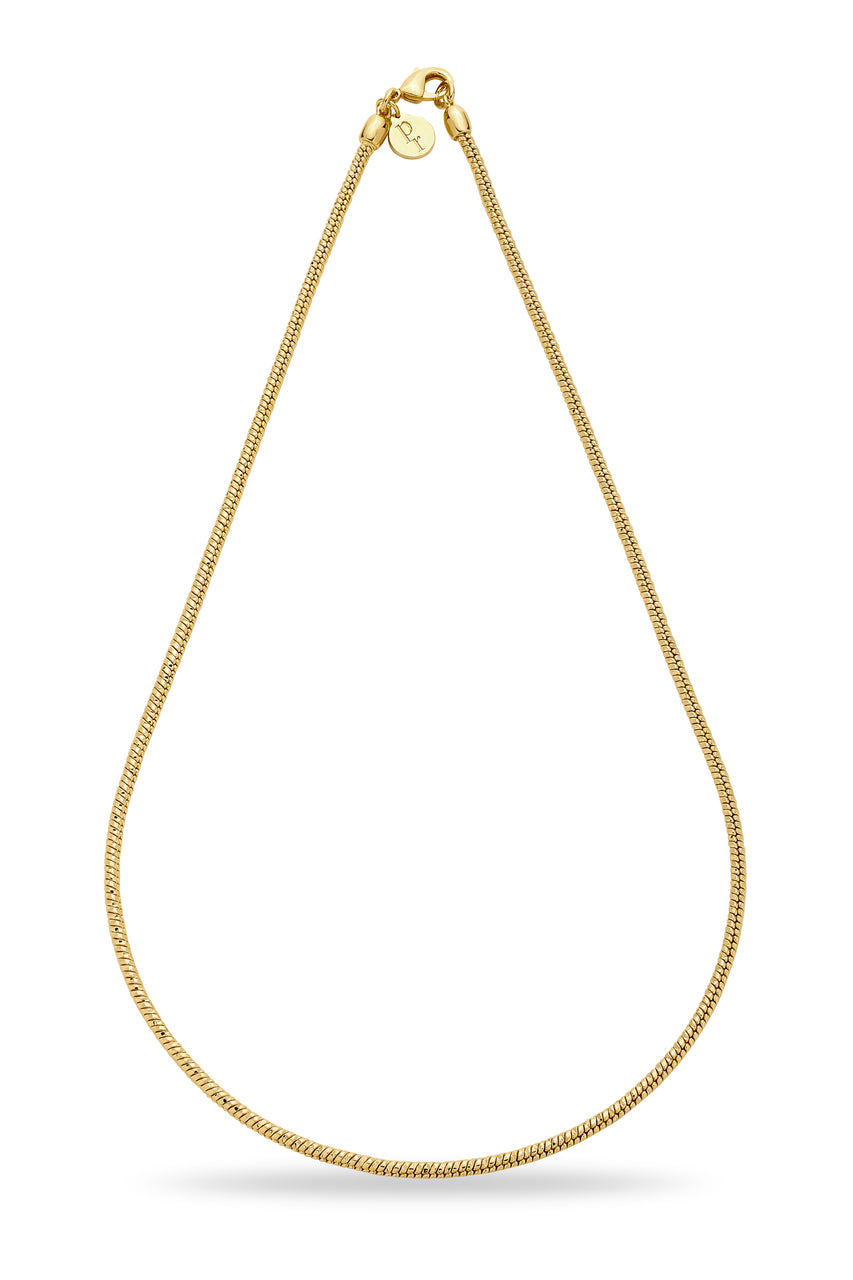 PATTY ROSE CHAIN No.5 NECKLACE