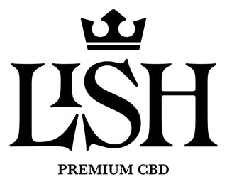 LISH CBD Logo | CBD Best Felling | CBD UK