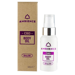Ambience CBD Infused body Oil | Massage oil | CBD Oil
