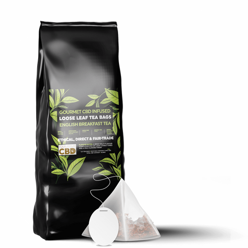 CBD infused green tea | Shop for CBD tea in the UK