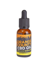 Load image into Gallery viewer, Orange County CBD | 500mg 30ml | Best feeling UK CBD