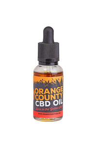 Orange County 6000mg CBD | Best Feeling CBD UK