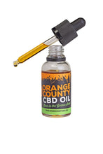 Load image into Gallery viewer, Orange County 3000mg CBD Oil (30ml)