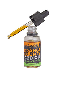 Orange County 3000mg CBD Oil (30ml)