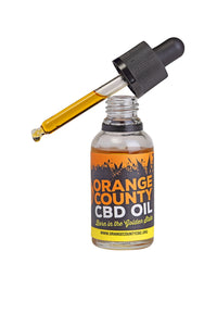 Orange County 500mg CBD Oil (30ml)