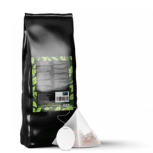 Load image into Gallery viewer, Gourmet CBD Sencha Green Tea x 12 | CBD Infused Tea Bags | Shop Online CBD Store UK