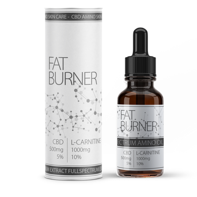 Fat Burner CBD | CBD oil | CBD Tincture in the UK