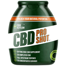 Load image into Gallery viewer, CBD Pro Shot (Water Soluble) Mix with any drink