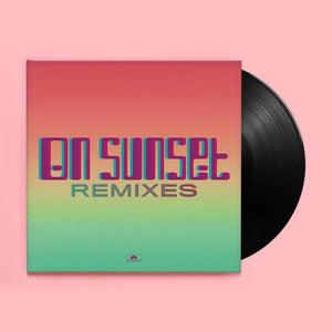 "PAUL WELLER On Sunset - Remixes 12"" INDIE EXCLUSIVE- LIMITED"
