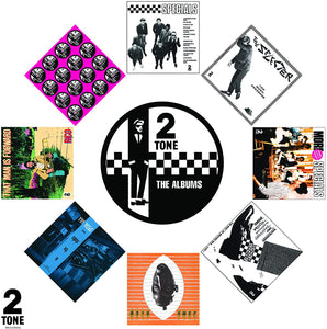 "VARIOUS ARTISTS Two Tone ""The Albums"" 8CD BOXSET"