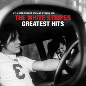 WHITE STRIPES  The White Stripes Greatest Hits 2LP SET