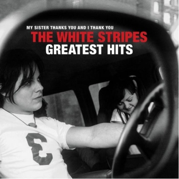 WHITE STRIPES  The White Stripes Greatest Hits CD