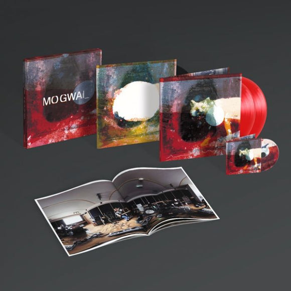 MOGWAI As The Love Continues 2LP Exclusive Indie Yellow Vinyl