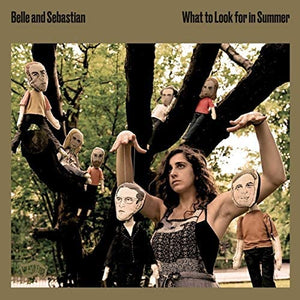 BELLE AND SEBASTIAN What To Look For In Summer 2LP SET