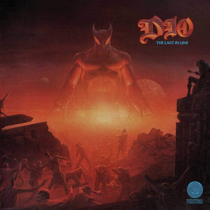 DIO The Last In Line LP