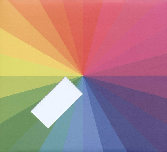 JAMIE XX In Colour LP INDIES ONLY RANDOM COLOUR VINYL