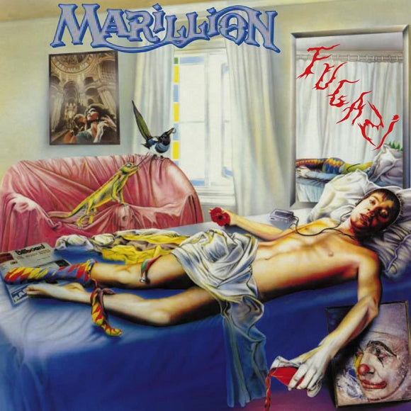 MARILLION Fugazi LP