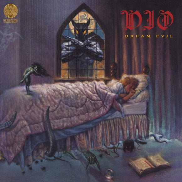 DIO Dream Evil LP