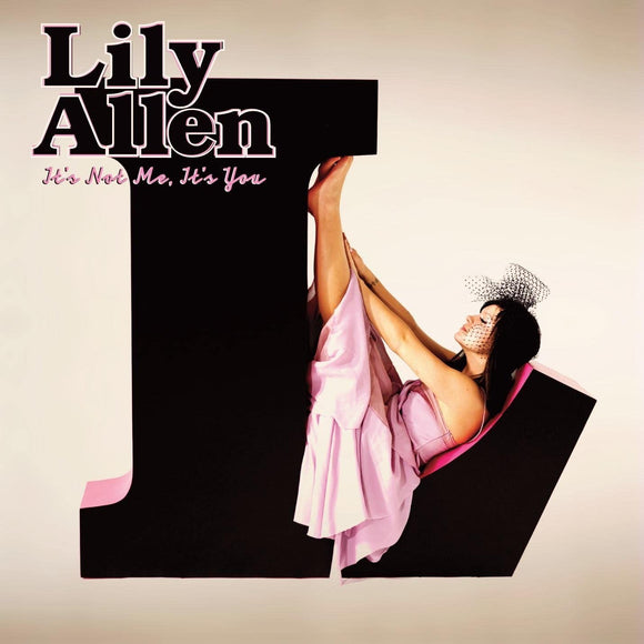 LILY ALLEN It's Not Me It's You LP