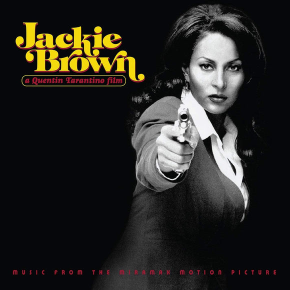 VARIOUS ARTSTS Jackie Brown - Music From The Motion Picture LP