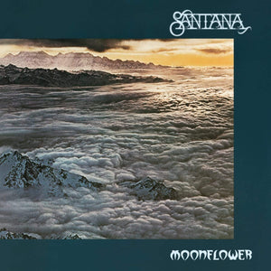 SANTANA Moonflower 2LP SET Limited Cream Vinyl
