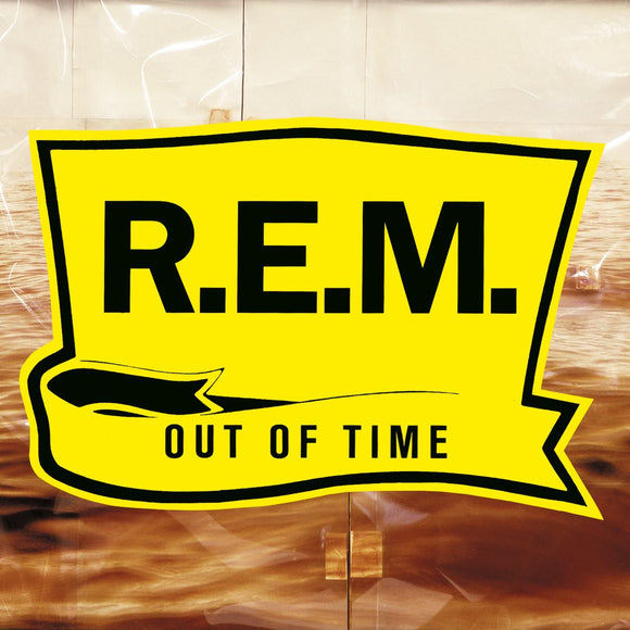 R.E.M. Out Of Time LP