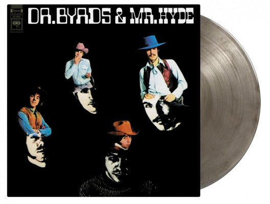 BYRDS Dr Byrds and Mr Hyde 50th Anniversary Edition Numbered Swirled vinyl