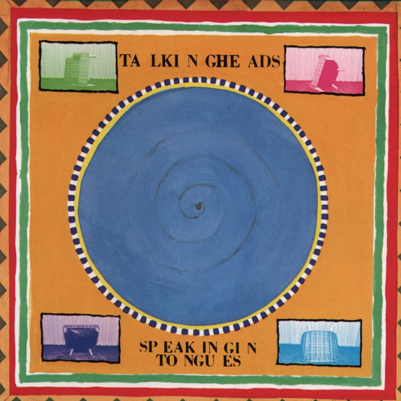 TALKING HEADS Speaking In Tongues LP