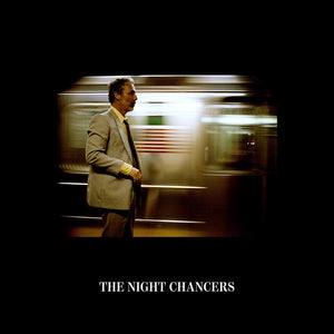BAXTER DURY The Night Chancers LP Clear Vinyl