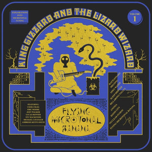 KING GIZZARD & THE LIZARD WIZARD Flying Microtonal Banana LP