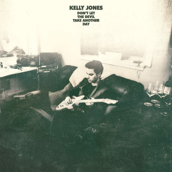 KELLY JONES Don't Let The Devil  Take Another Day 3LP SET