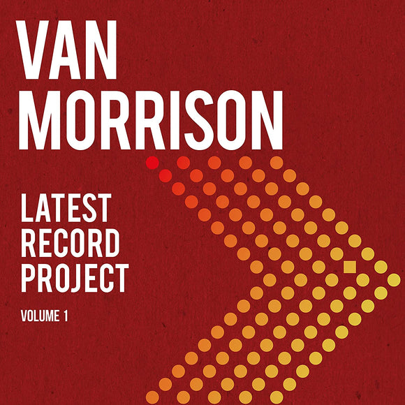 VAN MORRISON Latest Record Project Volume I 2CD SET