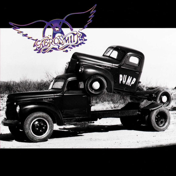 AEROSMITH Pump LP