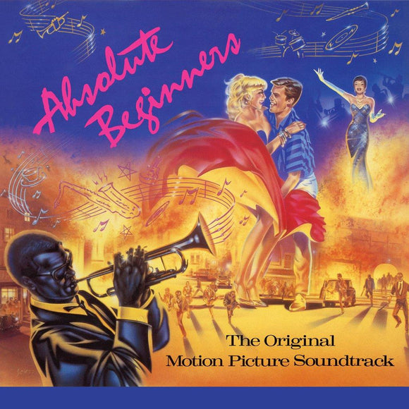 ABSOLUTE BEGINNERS / THE ORIGINAL MOTION PICTURE SOUNDTRACK  2LP