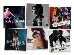 AMY WINEHOUSE  The Collection 5CD BOXSET