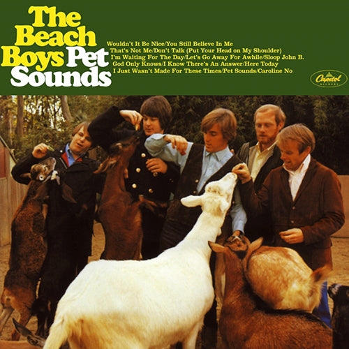 BEACH BOYS Pet Sounds LP STEREO